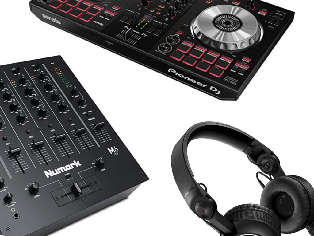 The Best Beginners Instructions For Building The DJ Equipment Setup!