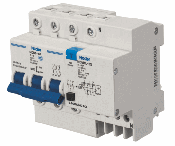RCCB (Residual Current Circuit Breaker) falls under the class of a wide scope of circuit breakers