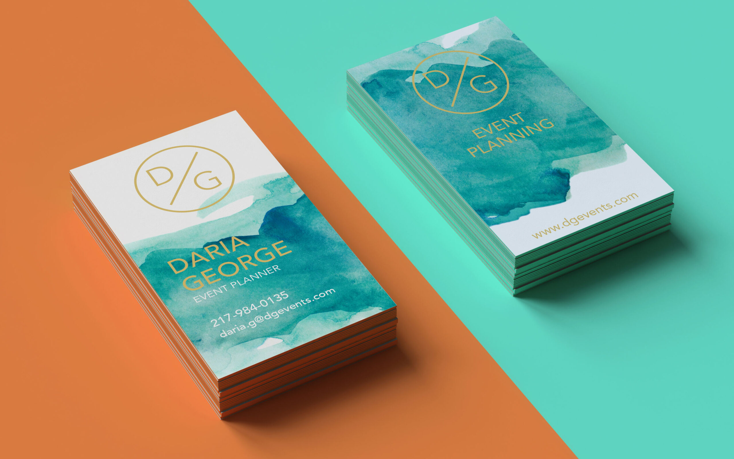 Considerations for an impactful business card